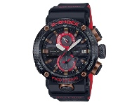 Bevilles Casio G-Shock Gravity Master Red Accents Watch GWRB1000X-1A