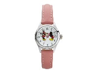 Bevilles Disney Petite Mickey and Minnie Love Watch