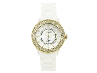 Bevilles Pierre Cardin Ladies Round Gold Watch Model - 5271