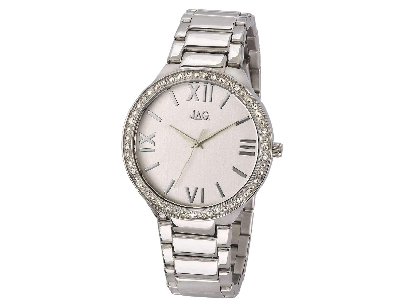Jag Ladies Stone Set Watch J1895A