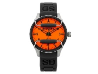 Bevilles Superdry Ladies Orange Dial Watch Model- SYL1260