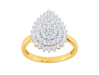 Bevilles MADE TO ORDER - VIP Exclusive 9ct Gold 1.00ct Diamond Ring
