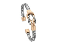 Bevilles Stainless Steel Bangle