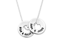 Bevilles Handmade Personalised Necklace