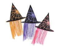 Coles Witch Hat With Hair
