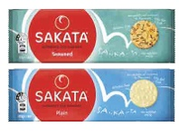 Coles Sakata Rice Crackers 90g-100g
