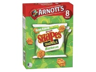 Coles Arnott's Multipack Shapes Crackers 8 Pack 200g
