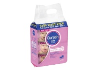 Coles Curash Baby Wipes Fragrance Free 240 Pack