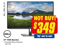 """The Good Guys Dell 27"""" FHD Monitor"""