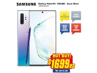 Samsung Galaxy Note10+ 256GB - Aura Glow