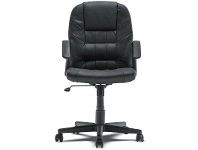 LivingStyles Horton PU Leather Office Chair