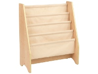 LivingStyles KidKraft Sling Bookshelf, Natural