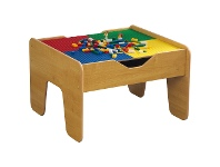 LivingStyles 2 in 1 Activity Table with Board