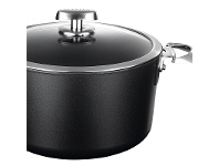 LivingStyles Scanpan Pro IQ Non-stick 26cm Dutch Oven with Lid