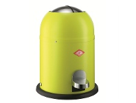 LivingStyles Wesco Single Master Steel 9L Disposal Bin - Lime Green