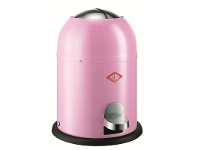 LivingStyles Wesco Single Master Steel 9L Disposal Bin - Pink