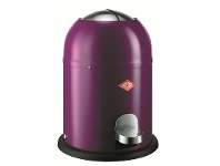 LivingStyles Wesco Single Master Steel 9L Disposal Bin - Lilac