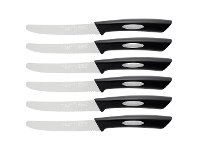 LivingStyles Scanpan 6 Piece Steak Knife Set
