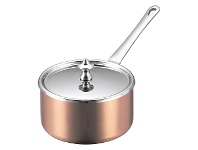 LivingStyles Scanpan Maitre D Covered Saucepan, 14cm