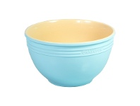 LivingStyles Chasseur La Cuisson Small Mixing Bowl - Duck Egg Blue