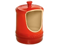 LivingStyles Chasseur La Cuisson Salt Pig - Red