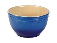 LivingStyles Chasseur La Cuisson Small Mixing Bowl - Blue