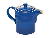 LivingStyles Chasseur La Cuisson Oil Dripping Jug with Strainer - Blue