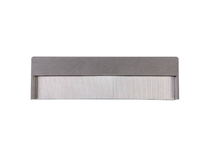 Evergreen Step-Wide IP65 Cool White LED Recessed Wall Light