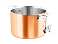 LivingStyles Chasseur Escoffier 24cm Stock Pot with Lid