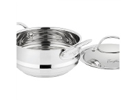 Chasseur Escoffier 20cm Multi Steamer with lid