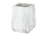 LivingStyles Monte Cement Planter - Small