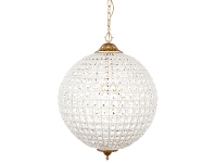 LivingStyles Bello Crystal Pendant Light, Large