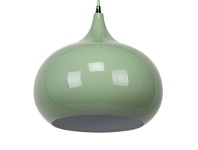 LivingStyles Kirke Pendant Light - Light Green