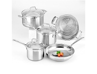 LivingStyles Scanpan Impact 5 Piece Cookware Set