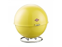 LivingStyles Wesco Superball Steel Storage Container - Lemon Yellow