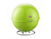 LivingStyles Wesco Superball Steel Storage Container - Lime Green