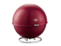 LivingStyles Wesco Superball Steel Storage Container - Rubi Red