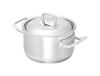 LivingStyles Scanpan Commercial 20cm/3L Dutch Oven with Lid