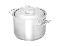 LivingStyles Scanpan Commercial 24cm/5.5L Dutch Oven with Lid