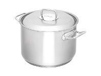 LivingStyles Scanpan Commercial 28cm/11L Stockpot with Lid