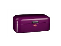 LivingStyles Wesco Grandy Steel Storage Box - Lilac