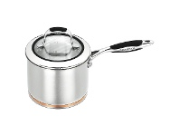 LivingStyles Scanpan Coppernox 16cm Saucepan with Lid