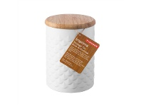 LivingStyles Typhoon Imprima Scallop 1.2 Litre Storage Canister