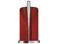 LivingStyles Wesco Steel Paper Roll Holder - Red