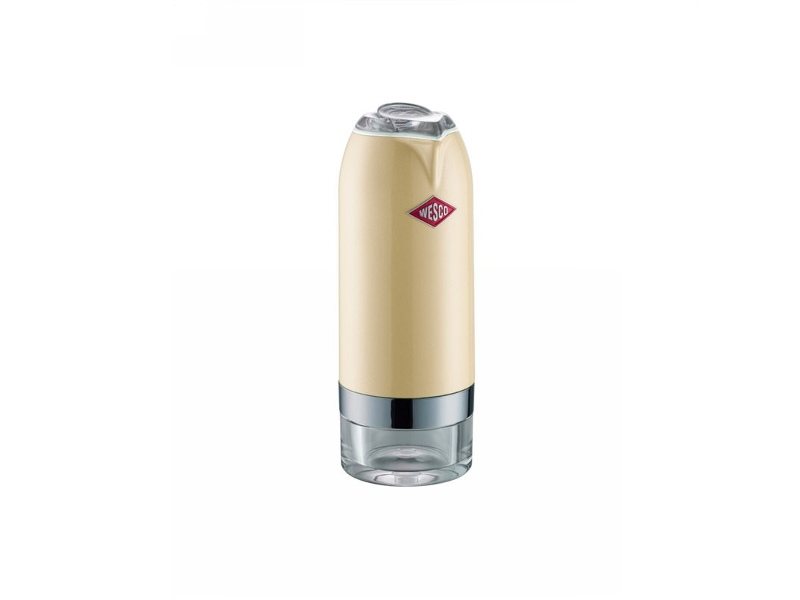Wesco Aluminium Oil and Vinegar Dispenser - Almond