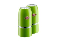 LivingStyles Wesco Salt & Pepper Shaker Set - Lime Green
