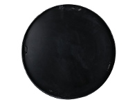 LivingStyles Timo 50cm Round Wall Clock