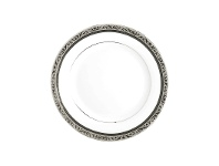 LivingStyles Noritake Regent Platinum Fine China Bread and Butter Plate