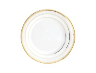 LivingStyles Noritake Hampshire Gold Fine China Soup Plate