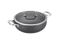 LivingStyles Cuisinart Chef iA+ Non-stick 30cm Chef Pan with Lid